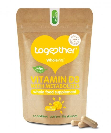 Витамин D3 с метаболити 30 бр