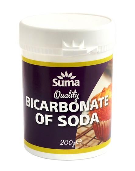 Сода бикарбонат 200 г, Suma,  200 г
