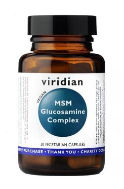 Комплекс MSM глюкозамин – 30 растителни капсули