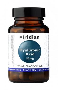 Хиалуронова киселина – 30 капсули