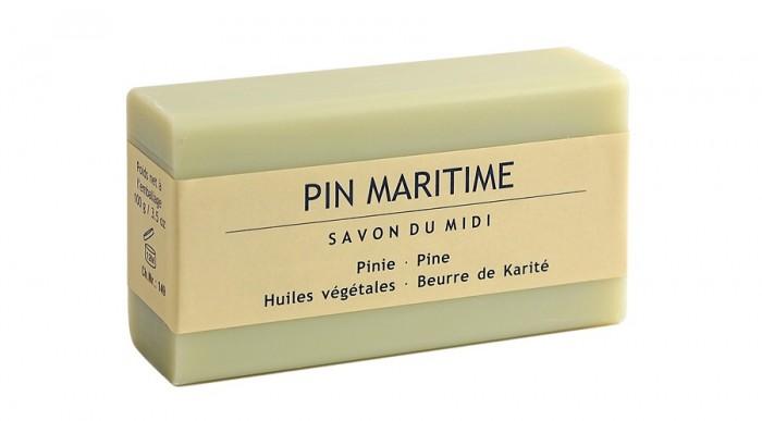 Сапун с морски бор и карите 100 г, Savon du Midi,  100 г