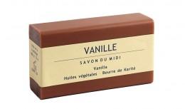 Сапун с аромат на ванилия 100 г, Savon du Midi,  100 г