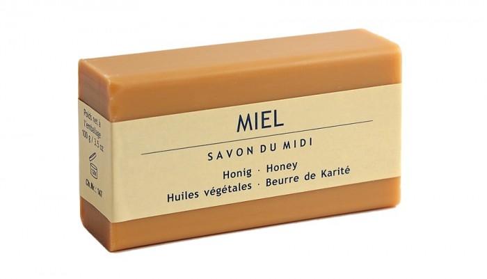 Honey Soap with Shea Butter 100 g, Savon du Midi,  100 g