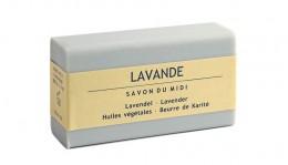 Сапун с аромат на лавандула 100 г, Savon du Midi,  100 г