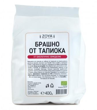 Брашно от тапиока - био - 400г