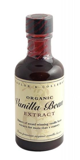 Taylor & Colledge Vanilla Bean Extract 100 ml,  100 ml