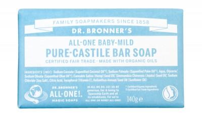 Био сапун с коноп без аромат - бебешки 140 г