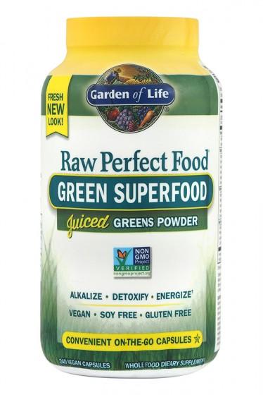 Perfect Food Raw 240 capsules