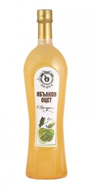 Натурален ябълков оцет - 1л