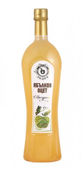 Натурален ябълков оцет - 1л,  1 Л