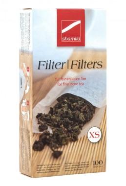 Филтърни торбички за чай - 100 бр.