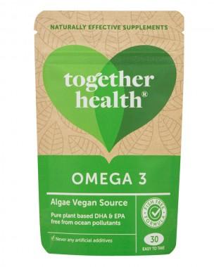 Омега 3 DHA и EPA от водорасли – 30 бр