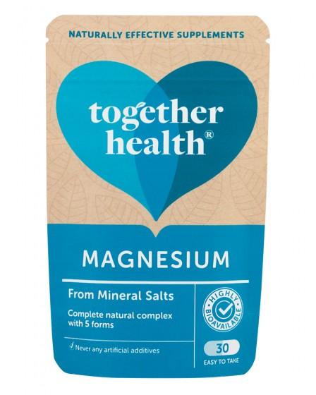 Магнезий от морски соли – 30 капсули, Together Health,  30 бр