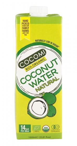 Био кокосова вода – 1 л, Cocomi,  1 Л