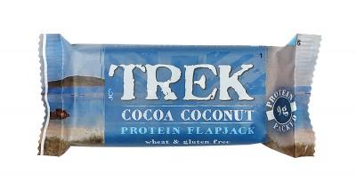 Trek Cocoa Coconut Flapjack 50g