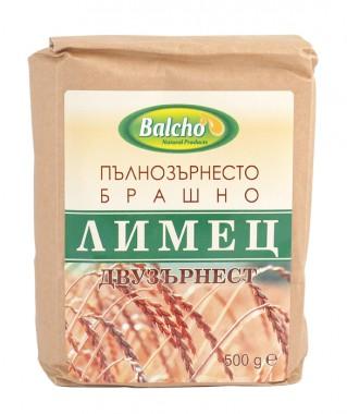 Пълнозърнесто брашно от лимец 500 г