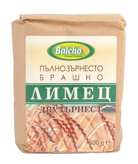 Пълнозърнесто брашно от лимец 500 г,  500 г