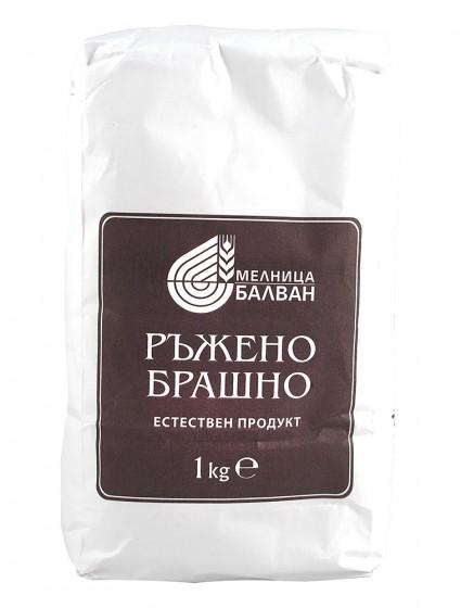 Ръжено брашно 1 кг