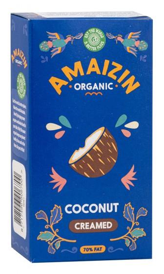 Кокосов крем - био - 200 г, Amaizin,  200 г