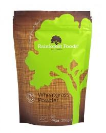 Пшенични стръкове на прах 200 г, Rainforest Foods,  200 г