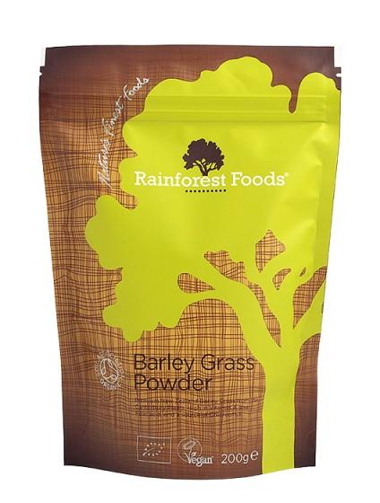 Ечемични стръкове на прах 200 г, Rainforest Foods,  200 г