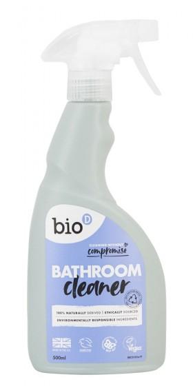 Биоразградим препарат за почистване на баня 500 мл, Bio-D,  500 мл