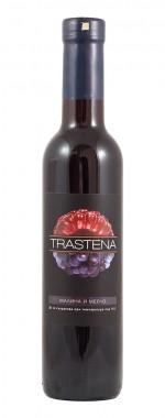 Вино Trastena - малини и мерло - 375 / 750 мл