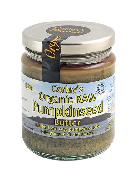 Био масло от тиквени семки 250 г, Carley's,  250 г