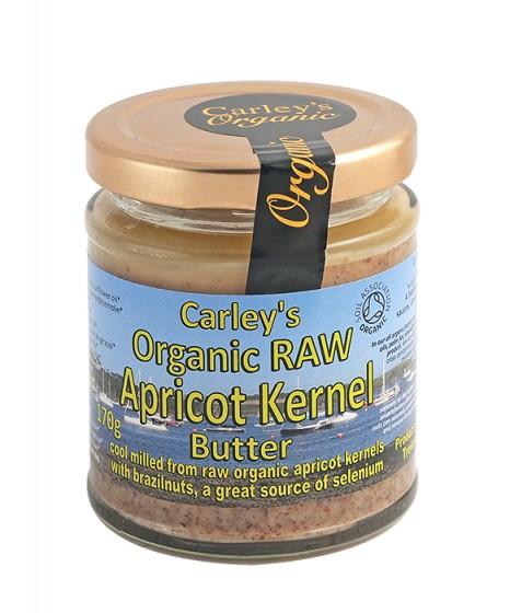 Био масло от сурови кайсиеви ядки 170 г, Carley's,  170 г