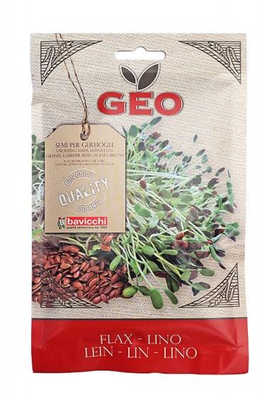 Organic Flax Seeds 80g