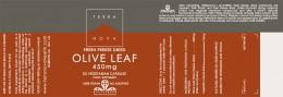 Маслинови листа 50 капсули, Terra Nova,  50 бр
