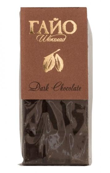 Натурален шоколад Гайо 40 гр, Gaillot Chocolate,  40 г