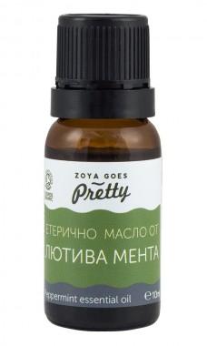 Масло от лютива мента - био - 10 мл