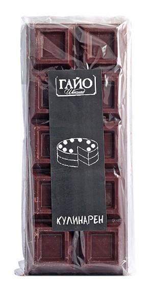 Шоколад Гайо - кулинарен 500 г, Gaillot Chocolate,  500 г