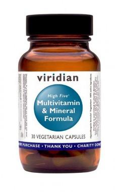 Комплекс Витамини и Минерали - HIGH FIVE – 30/90 капсули