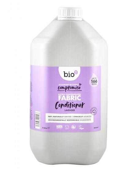 Омекотител за дрехи с аромат на лавандула 5 л, Bio-D,  5 Л