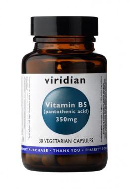 Витамин B5 - 350 мг