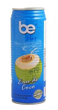 Кокосова вода 520 мл / 1 л