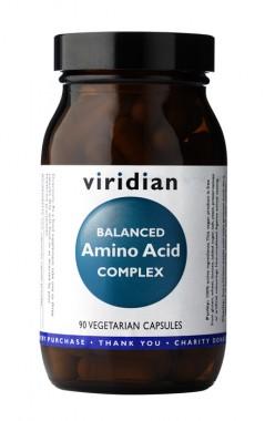 Балансиран комплекс аминокиселини – 90 капсули