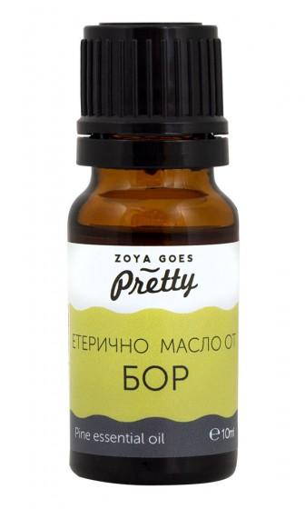 Етерично масло бял бор 10 мл, Zoya Goes Pretty ®,  10 мл