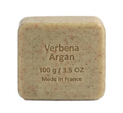 Флорален сапун с арган и върбинка - 100 г