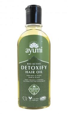 Detoxify – bio active hair oil - 150 ml