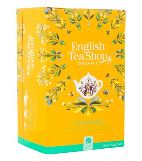 Oрганичен чай от лайка, English tea shop,  20 бр
