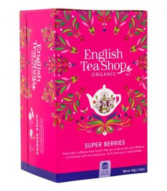 Органичен чай - Горски суперплодове
