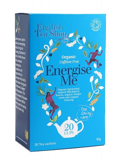 "Oрганичен чай ""Energise Me"",  20 бр"