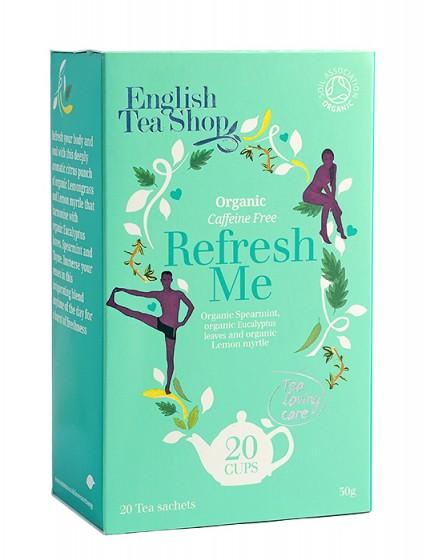 "Oрганичен чай ""Refresh Me"""