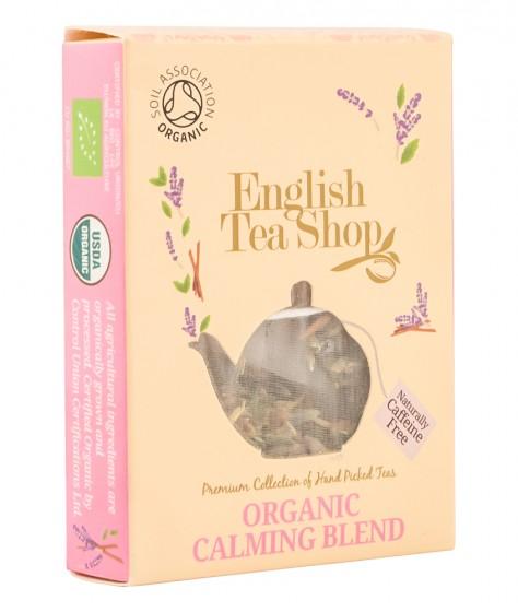 """Органичен чай """"Успокояваща смес"""" - 2 г, English tea shop,  2 г"""