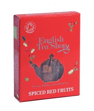 Органичен плодов чай – Пикантни червени плодове - 2 г