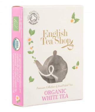 Oрганичен бял чай - 2 г