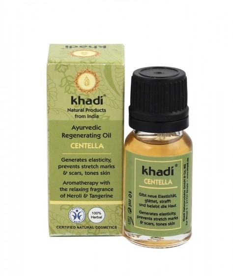 Възстановяващо масло от готу кола 10 мл, Khadi,  10 мл